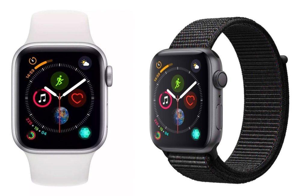 Apple Watch Series 4 1000x650 watchOS 5.2.1 bêta 4 : un bug entrave linstallation sur lApple Watch