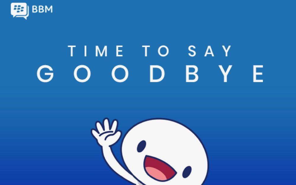 Lapplication BBM va disparaître de lApp Store et sera remplacée par BBMe