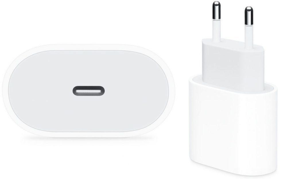 iPhone de 2019 : un chargeur 18 W et câble un Lightning vers USB C dans la boîte ?