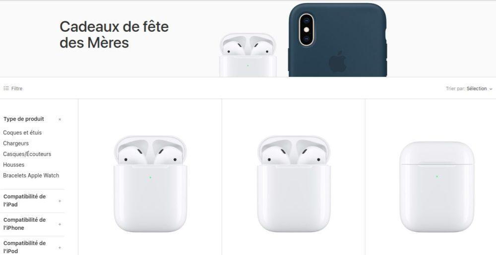 Idees Cadeaux Apple Fetes des Meres 1000x514 Apple dévoile ses idées cadeaux pour la fête des mères