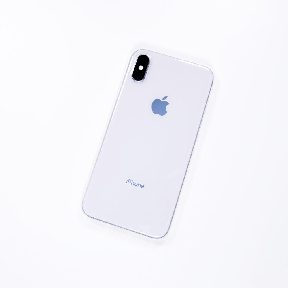 PHANTOM iX white 2 Coque PHANTOM transparente, rigide et ultra fine de 0,33mm