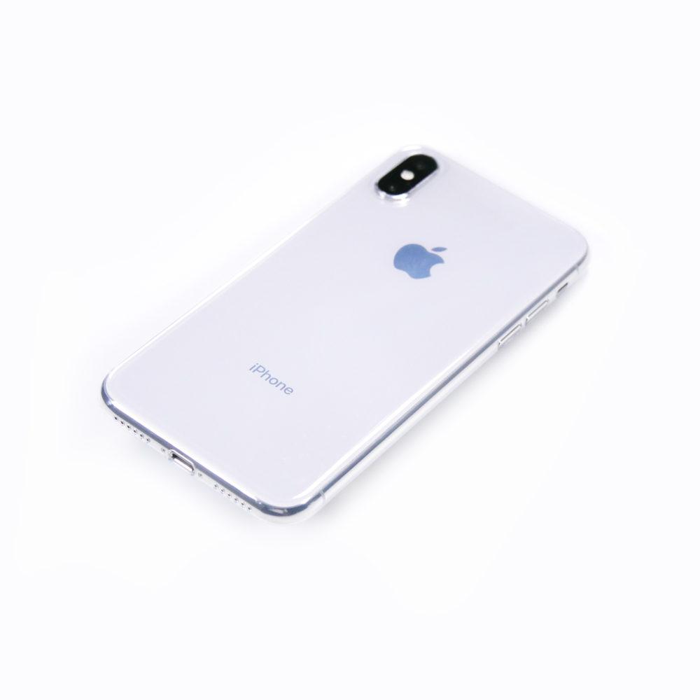 PHANTOM iX white 4 Coque PHANTOM transparente, rigide et ultra fine de 0,33mm