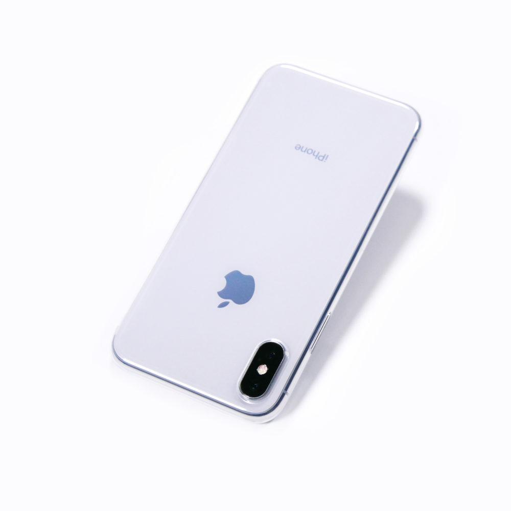 PHANTOM iX white 5 Coque PHANTOM transparente, rigide et ultra fine de 0,33mm