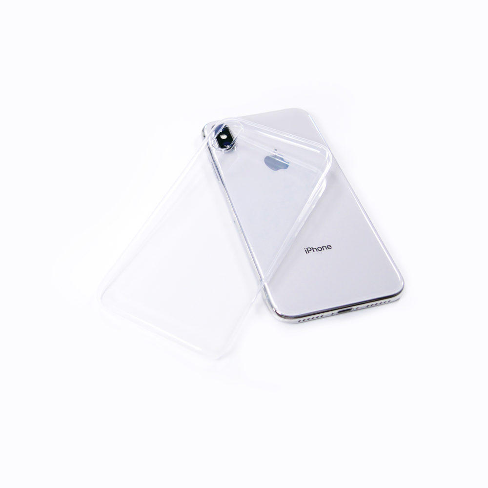PHANTOM iX white 6 Coque PHANTOM transparente, rigide et ultra fine de 0,33mm