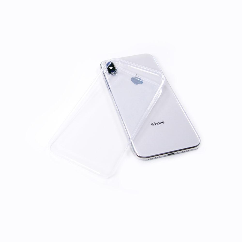 PHANTOM iX white 6 Coque PHANTOM transparente, rigide et ultra fine de 0,33mm