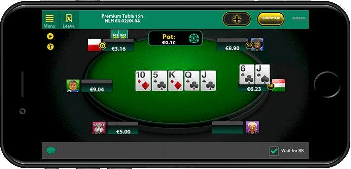 poker 1 Casino en ligne : comment jouer depuis son smartphone ou son PC