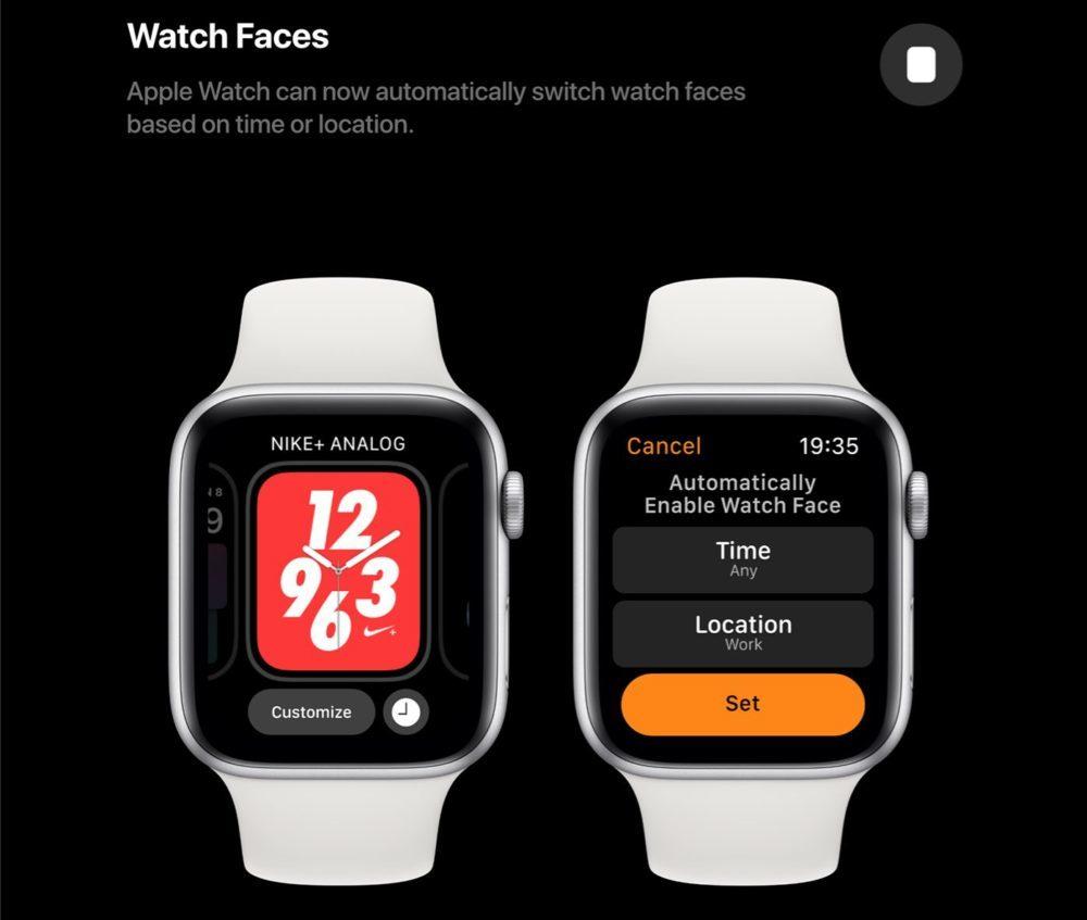 watchOS 6 Concept Cadrans 1000x847 watchOS 6 : un concept invente de nouveaux cadrans, des anneaux dactivité revus et plus