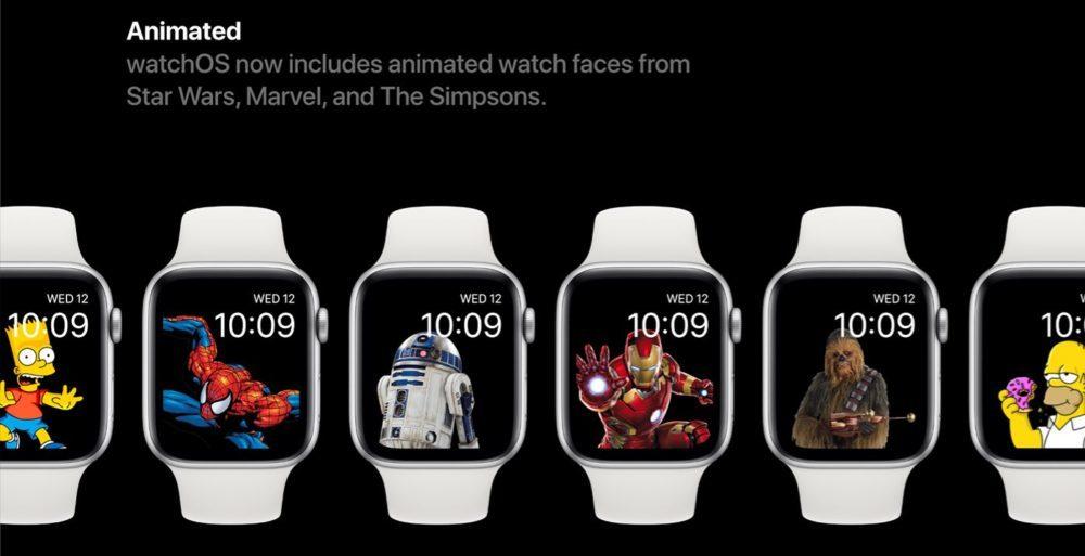 watchOS 6 Concept Cadrans 2 1000x513 watchOS 6 : un concept invente de nouveaux cadrans, des anneaux dactivité revus et plus