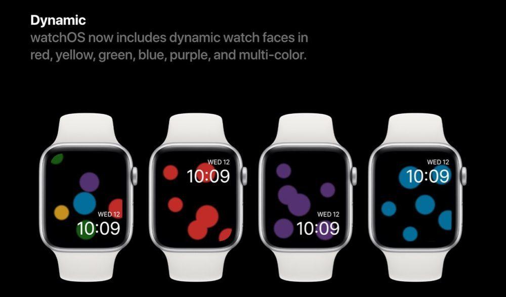 watchOS 6 Concept Cadrans 3 1000x588 watchOS 6 : un concept invente de nouveaux cadrans, des anneaux dactivité revus et plus