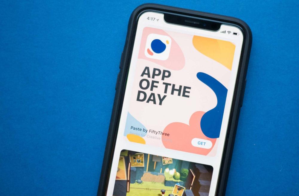 App Store iPhone X 1000x654 Apple se défend contre les accusations monopolistiques de lApp Store sur une nouvelle page dédiée