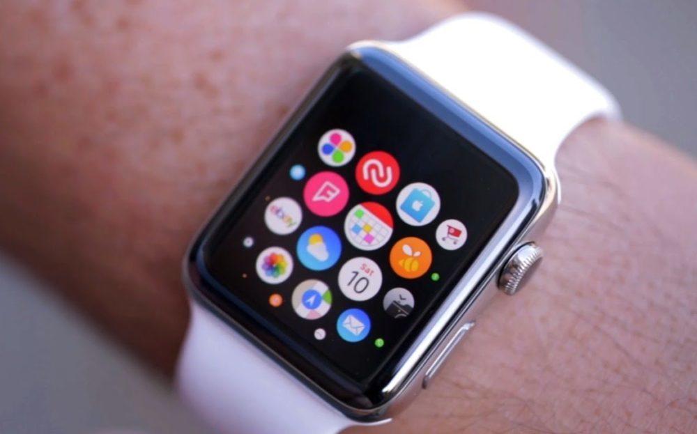 Apple Apple Watch Series 2 1000x623 Vous pouvez repartir avec une Apple Watch Series 3 en allant faire réparer votre Series 2