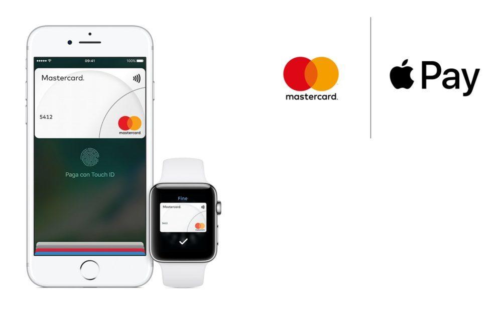 Apple Pay MasterCard 1000x623 Apple Pay est désormais disponible au Luxembourg et en Hongrie