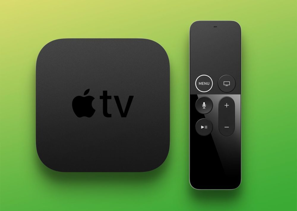 Apple TV 4k 1000x711 Une nouvelle Apple TV avec la puce A12X serait prête à être commercialisée