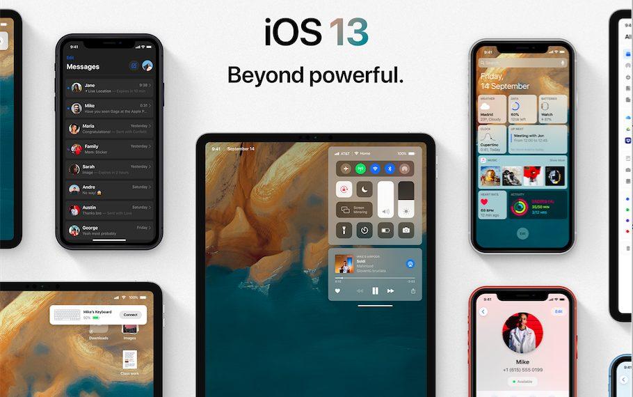 Concept iOS 13 Behance Un concept iOS 13 permet de visualiser les fonctionnalités quApple dévoilerait à la WWDC