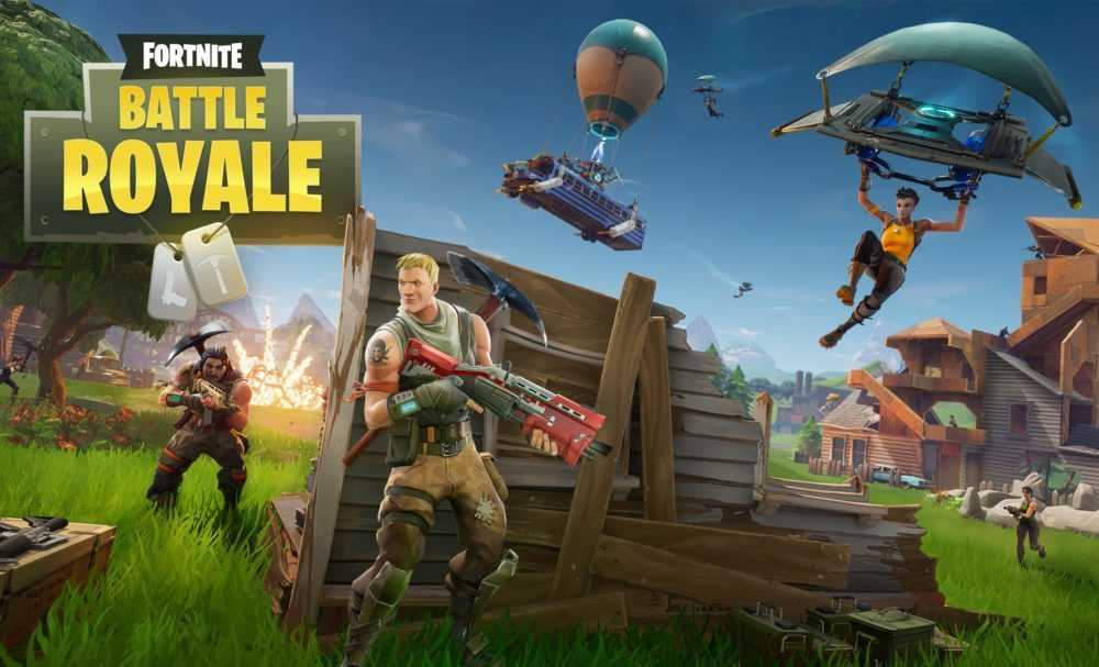 Fortnite Battle Royal 1000x607 Epic Games a demandé un accord spécial pour Fortnite avant de protester contre les règles de lApp Store