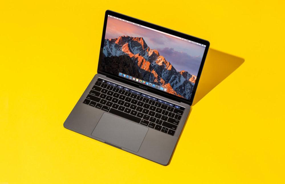 MacBook Pro 2019 1000x646 De nouveaux MacBook Pro et Air avec le clavier ciseaux au 2e trimestre et un nouveau design en 2021