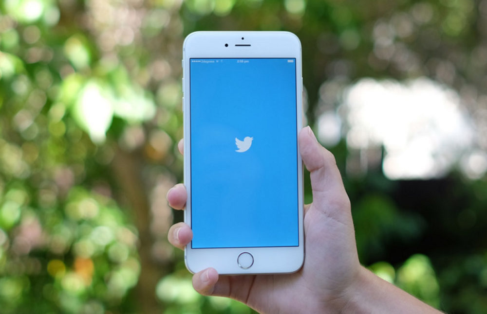 Twitter iPhone 1000x646 Lapplication Twitter sur iOS va laisser tomber le support diOS 10