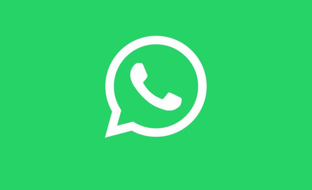 WhatsApp Logo 1000x611 WhatsApp iOS est en train de travailler sur une nouvelle expérience pour les messages vocaux