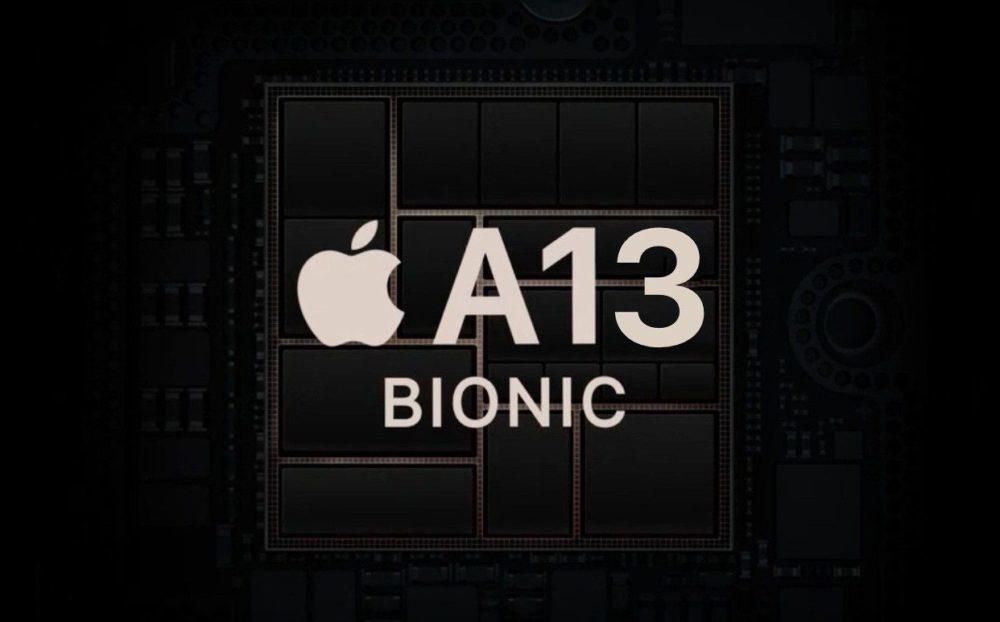 a13 bionic apple iphone 1000x622 iPhone de 2019 : la production du processeur A13 aurait débuté chez TSMC