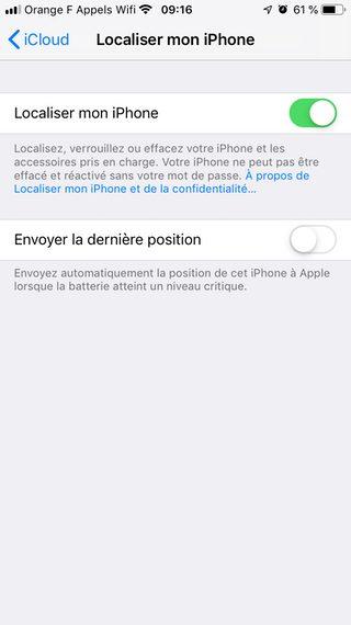 activer localiser iphone Comment configurer et utiliser Localiser mon iPhone
