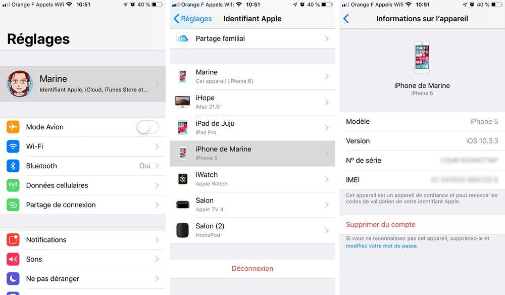 appareils connectes iphone Renforcer la sécurité de liPhone avec la double authentification