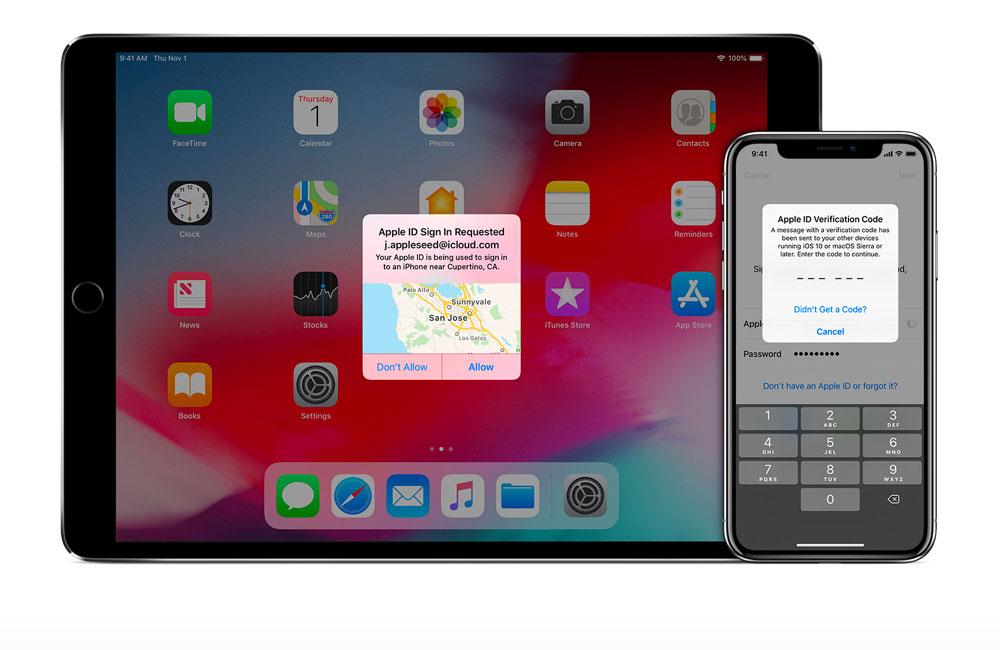 double authentification icloud iphone Renforcer la sécurité de liPhone avec la double authentification
