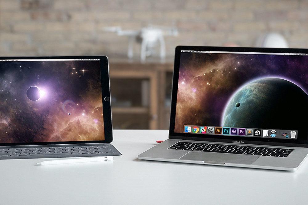 iPad Ecran MacBook 1000x666 Vers des écrans OLED sur les futurs MacBook Pro et iPad Pro ?