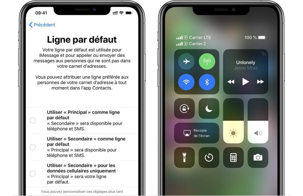 iPhone Apple eSIM Comment transférer son eSIM sur son nouvel iPhone