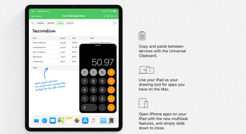 ios 13 concept iphone apps on iphone 1000x547 Un concept iOS 13 permet de visualiser les fonctionnalités quApple dévoilerait à la WWDC