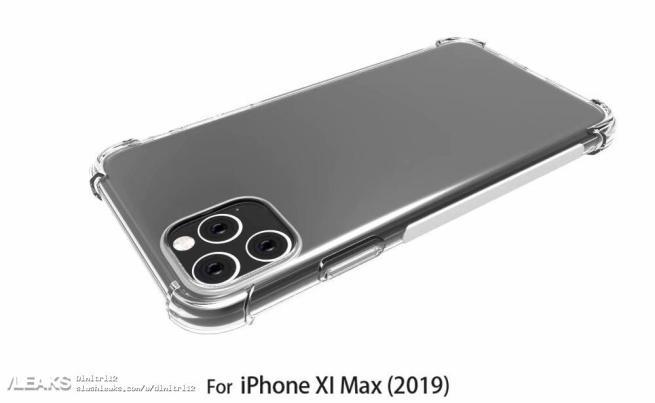 iphone 11 coques 2 Des coques de protection confirment le module photo carré de liPhone 11