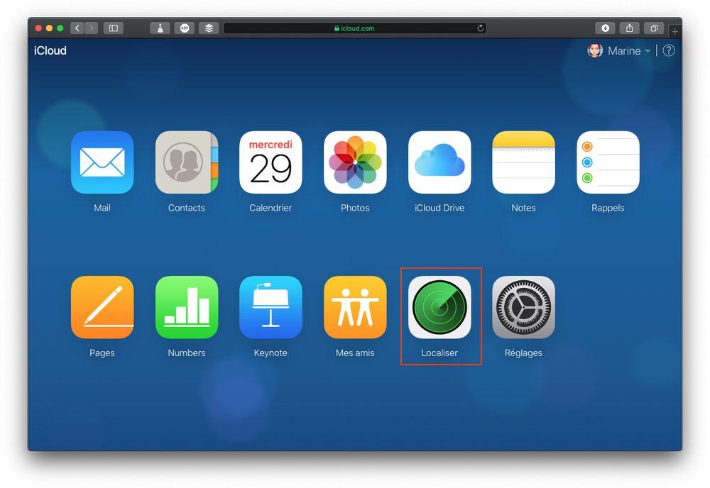 localiser icloud com Comment configurer et utiliser Localiser mon iPhone