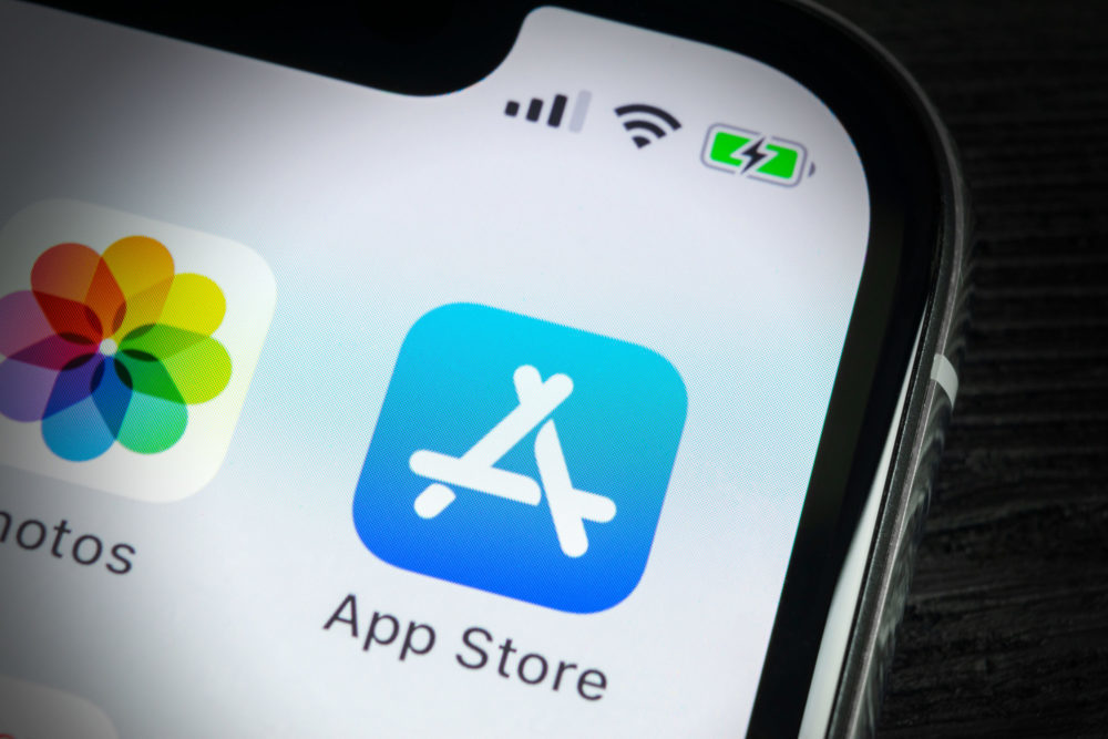 Apple App Store iPhone X 1000x667 App Store : le bouton « Mettre à jour » nest plus disponible chez certains utilisateurs
