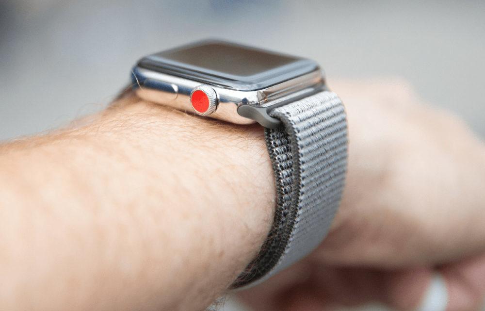 Apple Watch Series 3 4G 1000x641 SFR propose enfin leSIM sur lApple Watch avec un tarif de 5 euros par mois