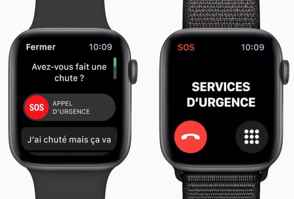 Apple Watch Series 4 Detection Chute 1000x679 La détection de chute de lApple Watch Series 4 a aidé une femme de 87 ans
