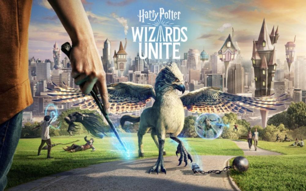 Harry Potter Wizards Unite 1000x625 Le jeu Harry Potter : Wizards Unite est disponible en France sur iOS et Android
