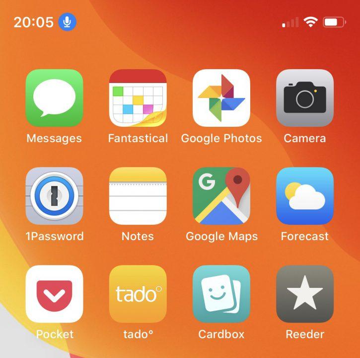 iOS 13 Icone Controle Vocal iOS 13 bêta 2 : voici la liste des nouveautés