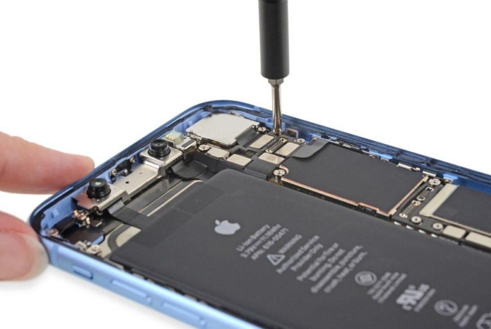 La batterie de liPhone XR 2019 serait plus grosse que celle de liPhone XR actuel