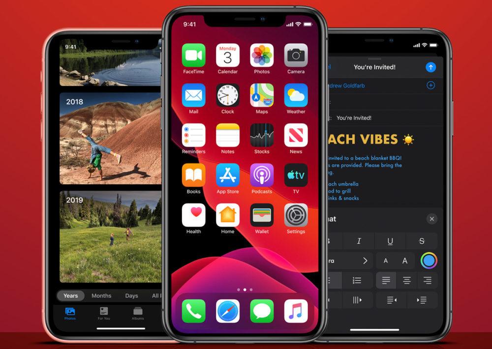 ios 13 iPhone XR XS 1000x710 Safari sur iOS 13 peut fermer de façon automatique les onglets que vous nutilisez pas