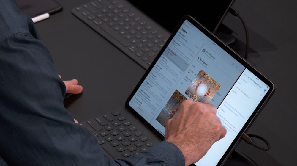 ipados 13 split view 1 WWDC 2019 : iPadOS encore plus proche de macOS