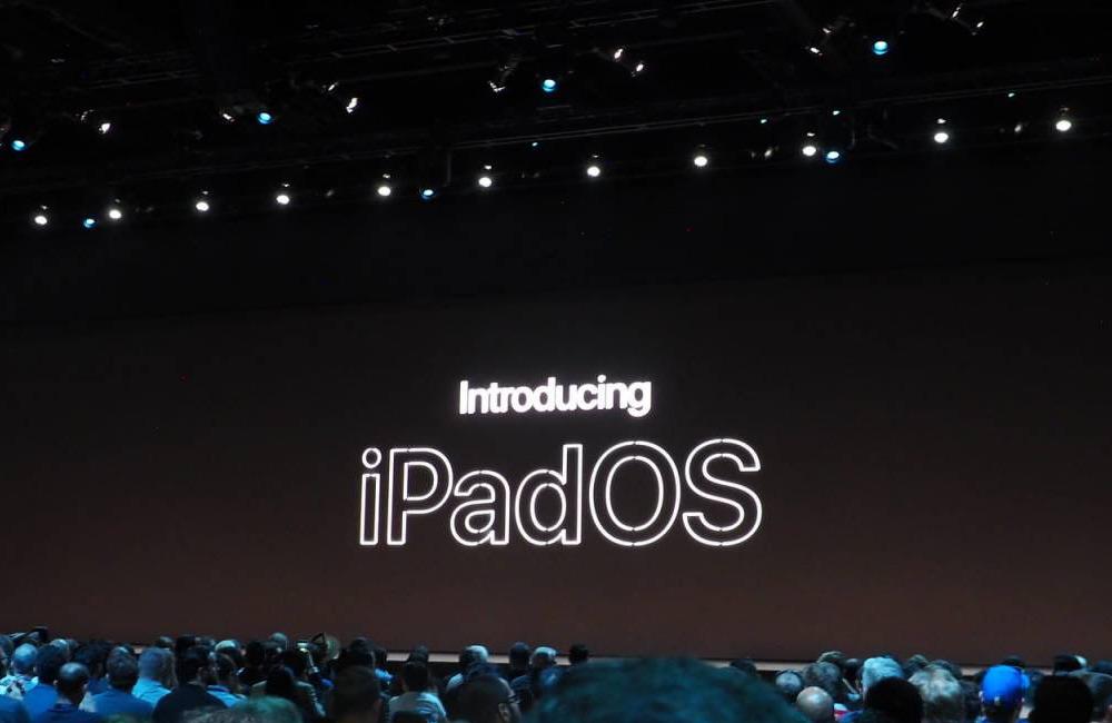 ipados WWDC 2019 : iPadOS encore plus proche de macOS