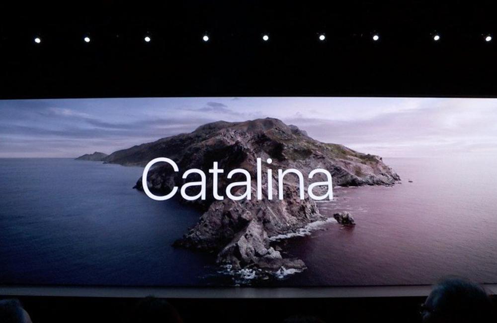 macos catalina WWDC 2019 : Apple dévoile macOS Catalina 10.15 et la fin diTunes