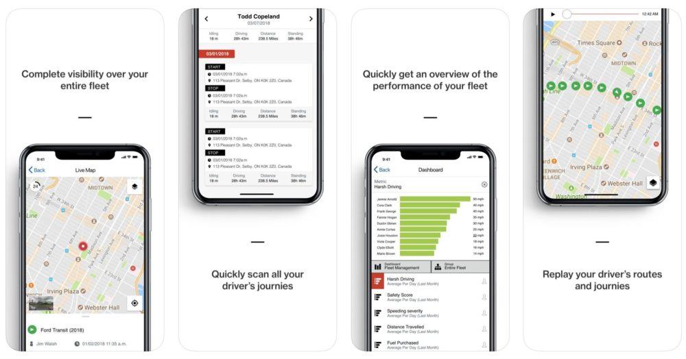 reveal manager ios Reveal Manager : une application iOS pour gérer son activité professionnelle à distance