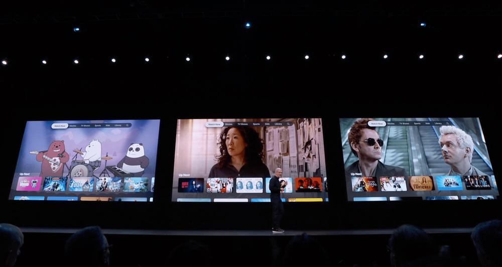 tvos 13 WWDC 2019 : tvOS 13 et ses nouveautés