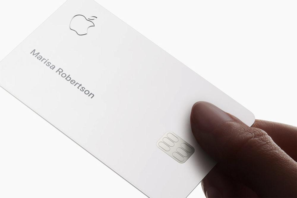 Apple Card 1 1000x667 Tim Cook confirme que le lancement de lApple Card se fera en août