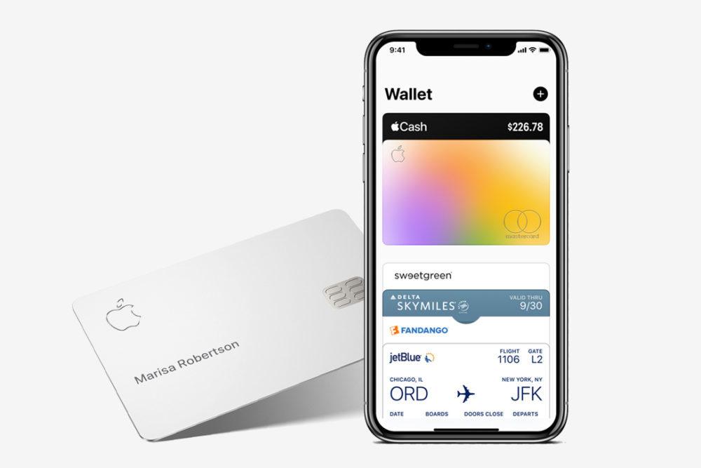 Apple Card Apple iPhone XS 1000x667 LApple Card serait lancée au début du mois daoût