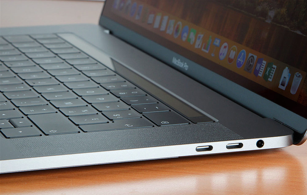 Apple MacBook Pro Clavier 1000x638 Apple va abandonner le clavier papillon sur les prochains MacBook