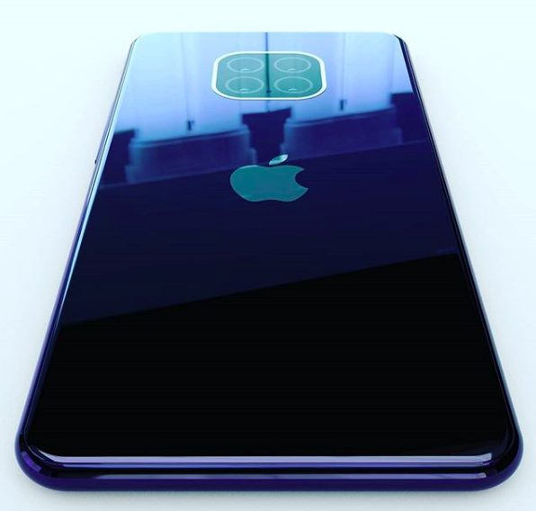 Concept iPhone 13 Polar 10 iPhone 13 « Polar » : un concept imagine déjà (!) liPhone 13