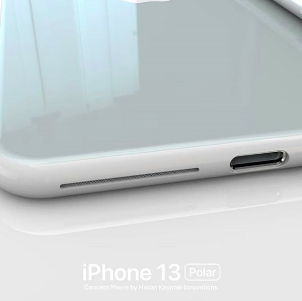 Concept iPhone 13 Polar 4 iPhone 13 « Polar » : un concept imagine déjà (!) liPhone 13