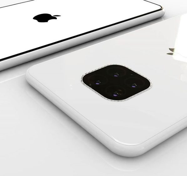 Concept iPhone 13 Polar 5 iPhone 13 « Polar » : un concept imagine déjà (!) liPhone 13