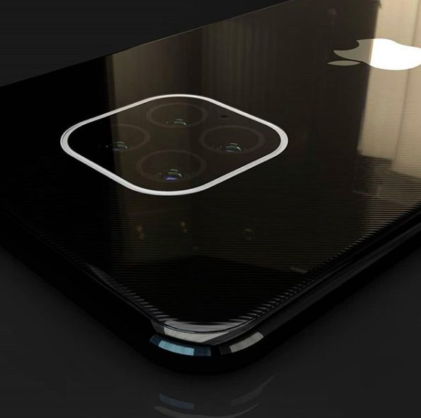 Concept iPhone 13 Polar 7 iPhone 13 « Polar » : un concept imagine déjà (!) liPhone 13
